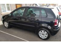Left Hand Drive Volkswagen Polo 2007