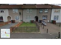 ***SPACIOUS 2 BEDROOM HOUSE READY TO MOVE IN DAGENHAM (RM9) PART/DSS WELCOME