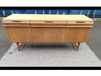 Danish Style Retro Vintage Teak Sideboard,Possible Delivery