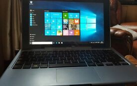 "Samsung 11"" Tablet Laptop Windows 10 Pro"