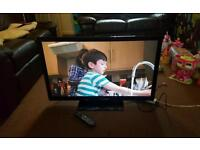 Panasonic viera 42 inch HD tv excellent condition fully working with remote control