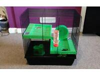 3 tier hamster cage brand new