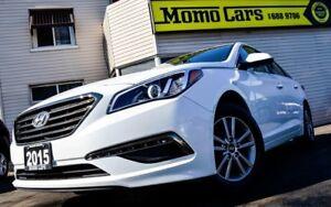 2015 Hyundai Sonata 2.4L GL! USB/AuxIn+Rear Cam! ONLY $110/bi-we