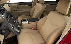 CAR LEATHER SEATCOVERS TOYOTA PRIUS FORD GALAXY VOLKSWAGEN SHARAN VAUXHALL ZAFIRA TOYOTA AURIS