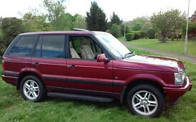 2001 RANGE ROVER P38 LAND ROVER 4.0 HSE AUTOMATIC 1 YEARS MOT SERVICE HISTORY