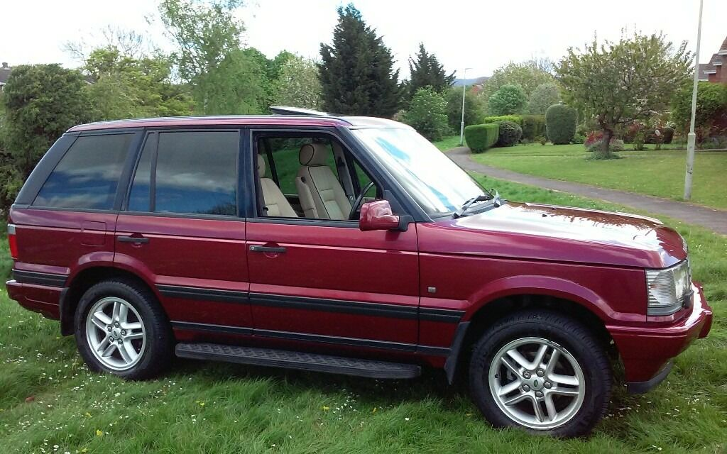 2001 range rover p38 land rover 4 0 hse automatic 1 years. Black Bedroom Furniture Sets. Home Design Ideas