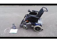 Invacare Dragon Electric wheelchair ,Possible Delivery 07448733546