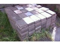200+ bricks for floor grey
