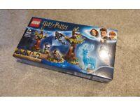 Retired Brand New Sealed Lego HP Harry Potter Expecto Patronum Patronus Sirius Black Dementor 75945