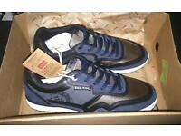 Mens/ boys diesel trainers, size 6