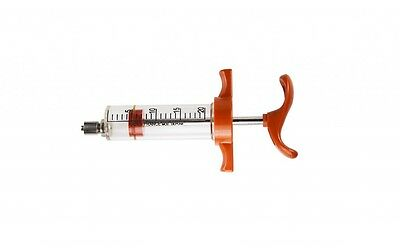 Prima Adjustable Vaccinator Syringe 6ml with 3 Drawoffs