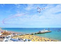 Travel partner to Bournemouth Air festival