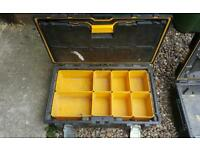 Ds150 dewalt toughsystem tool screwbox sort tray