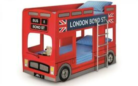 Bus bunk beds