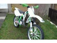 KX 125 2002 SWAP
