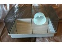 Small hamster cage excellent condition
