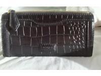 OSPREY black makeup bag new £20