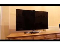 "Samsung UE40ES7000 40"" 3D HD 1080p LED TV Television £250 can deliver"