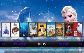 KODI TV BOX KRYPTON 17.0 4K