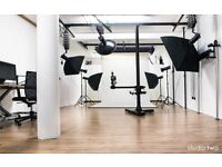 photo studio to hire / rent / share/ KENTISH TOWN / art space office / great for creative person