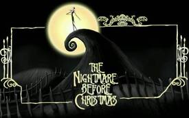 The Nightmare Before Christmas FREE NIGHT OUT
