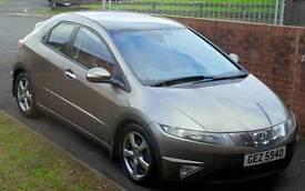 Honda civic petrol 2006
