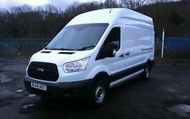 FORD TRANSIT LWB HIGH ROOF NEW SHAPE 57000MILES 1OWNER FROM NEW