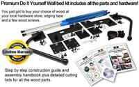 Easy Do It Yourself Murphy Wall Bed Hardware Kit