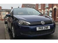 2011 VW Golf MK6 not GTD GTI R S3