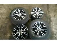 """15""""Alloys 4x108 ford fitting"""