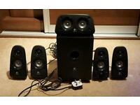 Logitech Z506 5.1 SPEAKERS IMMACULATE