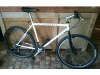 21 inch carrera city bike SERVICED
