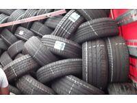 255/50/19 runflat - part worn tyres/ rm13 8et- 07961201205