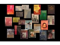 Collection Of Costume Design Books Professional - Excellent Condition, Nearest offer may be accepted