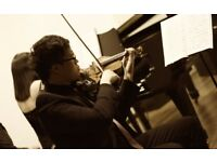 Violin Tutor in Ealing