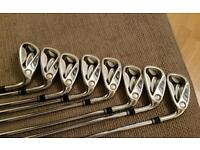 TAYLORMADE R7 (DRAW) IRONS