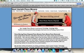 Piano Disposal and Movers in the Kent Area