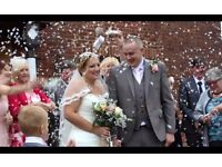 Wedding Videography - All Inclusive Package - Filming from arrivals till the first dance