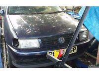 1996 VW Polo 6N1 1.6 8 valve BREAKING