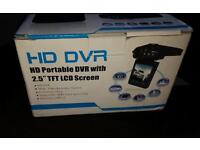 HD Dvr Dash Cam 2.5 TFT lcd screen