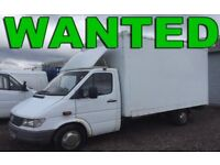 MERCEDES SPRINTER 310D 312D 208D 308D WANTED