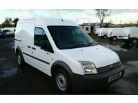 2008 FORD TRANSIT CONNECT LWB HIGH TOP 1 OWNER FULL SERVICE HISTORY