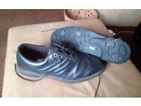 Mens golf shoes