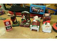 Christmas Decorations Santa