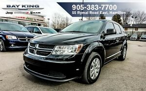 2016 Dodge Journey CANADA VALUE PACKAGE, A/C, POWER WINDOWS/LOCK