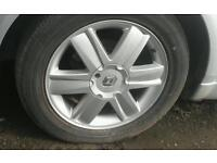 Renault megane alloy wheels