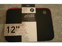 "GOJI 12"" Macbook Sleeve - black"