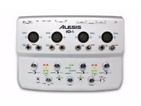 Alesis iO4 Audio interface - 24-bit