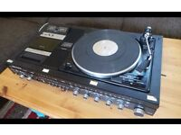 record player music center Contact number 07448733546