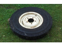land Rover Tire new general grabber